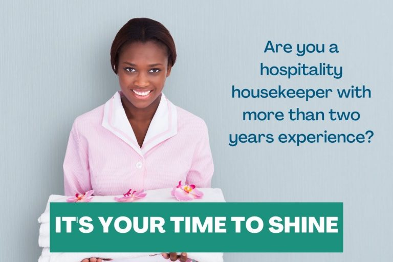 Housekeeping Transitions Program
